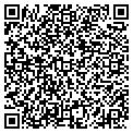QR code with F & R Mini-Storage contacts