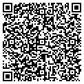 QR code with P & R House Farm Inc contacts