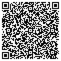 QR code with James Abercrobie Masonry contacts