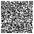 QR code with B & P Sales & Marketing Inc contacts