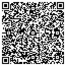 QR code with T & R Coml College & Flr Care contacts