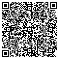 QR code with B & B Heating & Air contacts