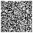 QR code with RC Uniforms contacts