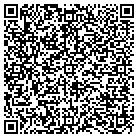 QR code with B & B Landscaping & Irrigation contacts