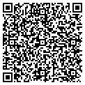 QR code with D K's Discount Dance contacts