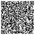 QR code with T W Hall contacts