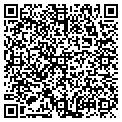 QR code with A & M Tree Trimming contacts