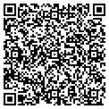 QR code with C & S Janitorial contacts