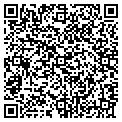 QR code with B & B Audio & Video Repair contacts