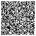 QR code with S & S Pavement Maintenance Inc contacts