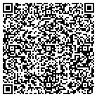 QR code with Hallmark Lawn Service Inc contacts