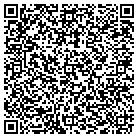 QR code with His Way Christian Fellowship contacts