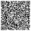 QR code with G & M Custom Cabinet Shop contacts