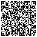 QR code with D & C Construction contacts