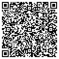 QR code with G & R Auto Sales contacts