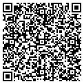 QR code with A M P Industries Inc contacts