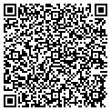 QR code with B & H Financial Services contacts