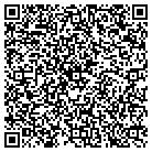 QR code with De Queen Abstract Co Inc contacts