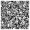 QR code with D & S Mobile Homes contacts