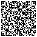 QR code with D & K Construction contacts