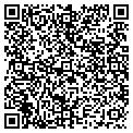 QR code with R M S Contractors contacts