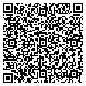 QR code with H & H Stump & Tree Removal contacts