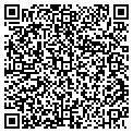 QR code with K & D Construction contacts