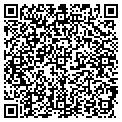 QR code with V & P Grocery & Market contacts