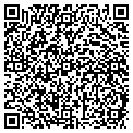 QR code with D & J Mobile Home Park contacts