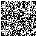 QR code with P J's Insulation contacts