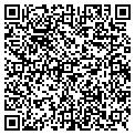 QR code with S & K Super Stop contacts
