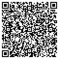QR code with J & B Supply Inc contacts
