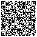 QR code with A & B Small Engine Clinic contacts
