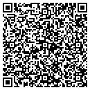 QR code with S&N Apiaries Inc contacts