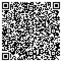 QR code with B & K Limousine Service contacts
