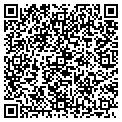 QR code with Hamberg Body Shop contacts