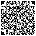 QR code with M & R Physical Therapy contacts