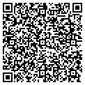 QR code with R & R Scaffold Erectors Inc contacts