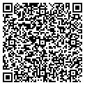 QR code with HSC Custom Molding contacts