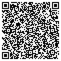 QR code with R & N Foods contacts