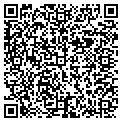 QR code with K & D Trucking Inc contacts