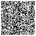 QR code with James R Harbin DO contacts