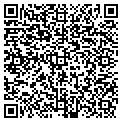 QR code with C & D Hardware Inc contacts