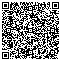 QR code with A & B Auto Glass Inc contacts