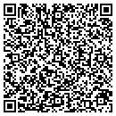 QR code with H & H Consulting Services Inc contacts