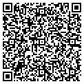 QR code with J & R Mobile Home Estates Inc contacts