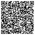 QR code with R & J's Daycare & Learning Center contacts