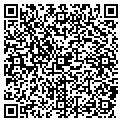 QR code with C & J Forms & Label Co contacts