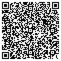 QR code with B&K Properties LLC contacts