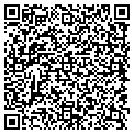 QR code with J H Martin and Associates contacts